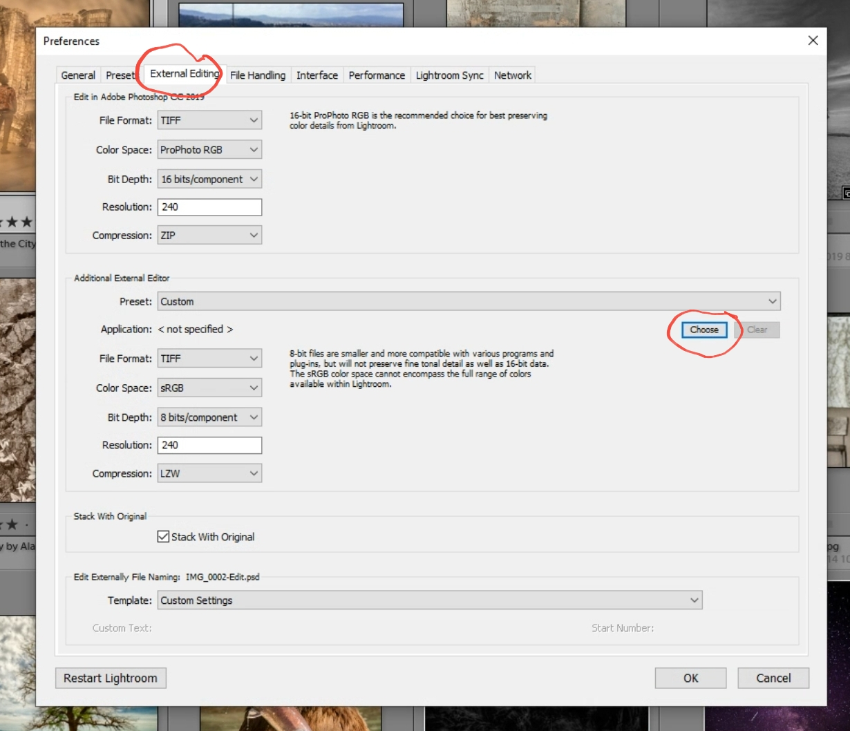 Plug in Hell  Win 10 and LR8 | Lightroom Queen Forums