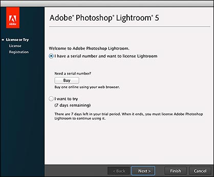 free  adobe lightroom 5 serial number