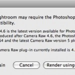 Lightroom 2.2 Compatibility with CS3