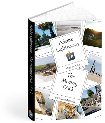 Adobe Lightroom 1 - The Missing FAQ