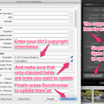 2014? Already? Time to check your backups & copyright