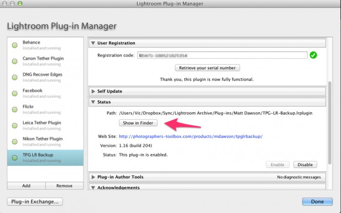 Which Lightroom files do I need to back up? | The Lightroom