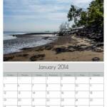 Lightroom Calendars for 2014