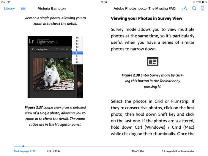 What's the difference between eBook formats? | The Lightroom