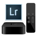 Lightroom comes to Apple TV
