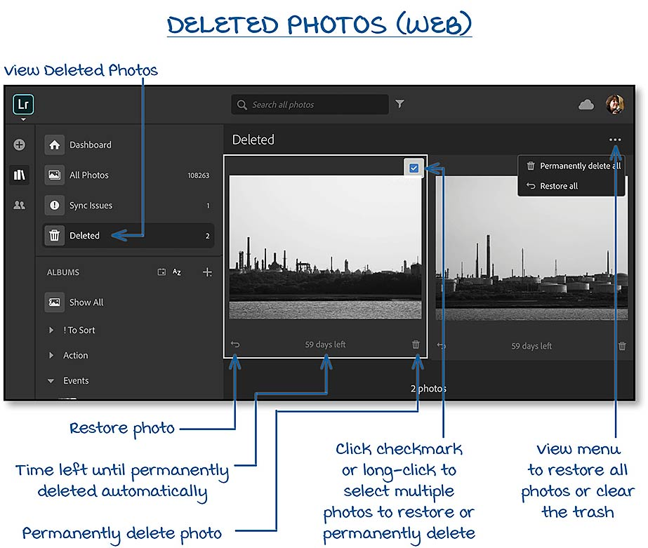 What's New in Lightroom (Cloud Service) May 2019 release